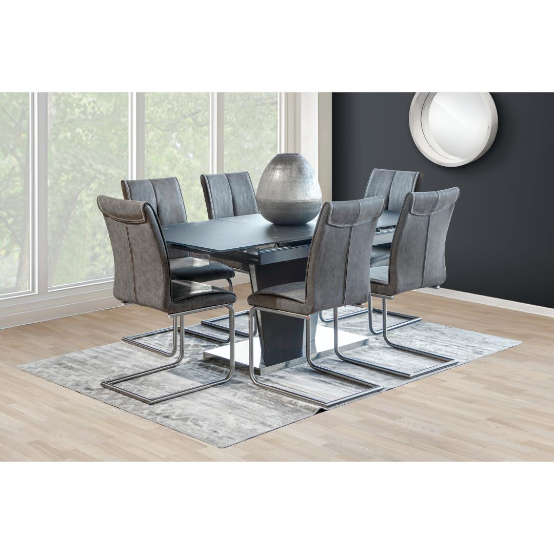 7pce Jermaine Dining Room Suite Home Corp Namibia