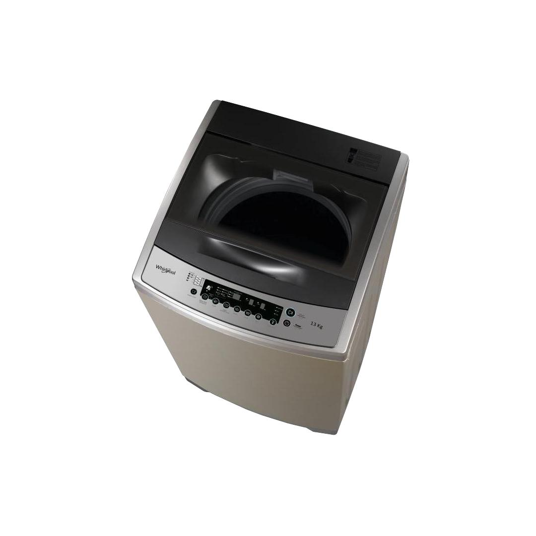Whirlpool Washing Machine Top Loader 13kg Silver Home Corp Namibia